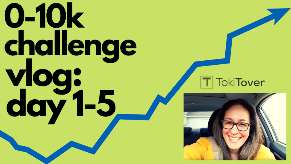 Affiliate marketing 10k challenge vlog