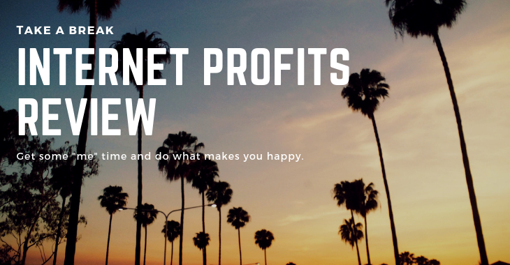 internet profits review with dean holland