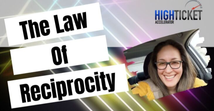 The Law of Reciprocity
