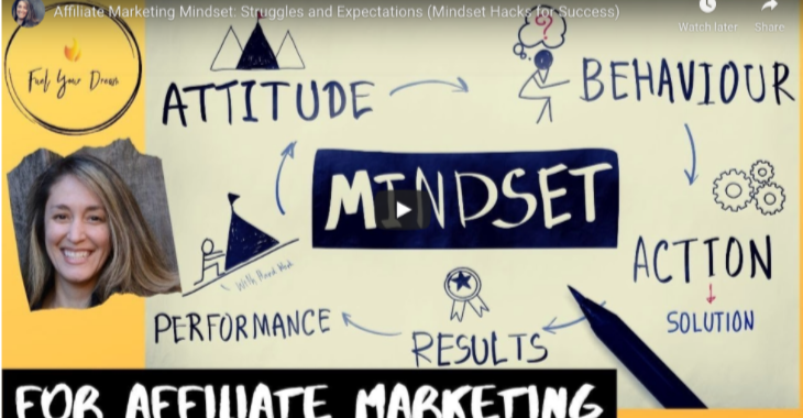mindset for affiliate marketing
