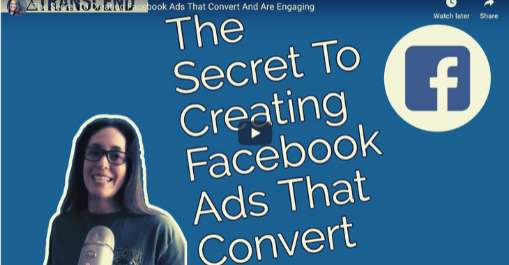 the secret to creating facebook ads that convert