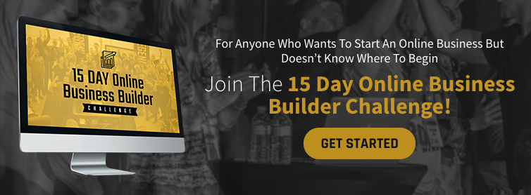 15 day business builder challenge