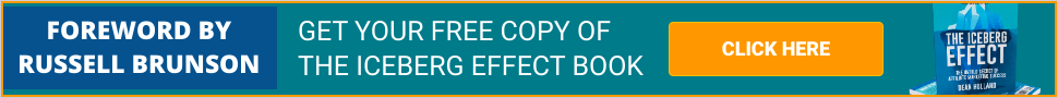The Iceberg Effect Book By Dean Holland