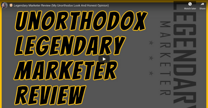 legendary marketer review